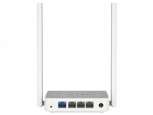 Маршрутизатор Zyxel Keenetic Start KN-1110 (300Mbit/s, 2.4GHz, 3xLAN)