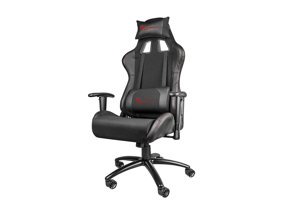 Игровое кресло Genesis NITRO 550 (NFG-0893) Gaming Black