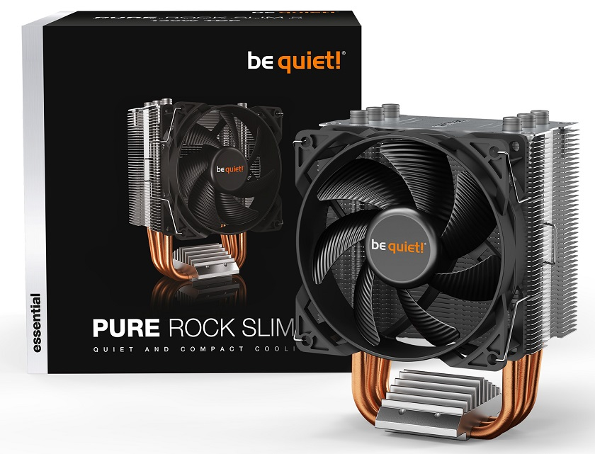 Вентилятор be quiet! Pure Rock Slim 2 (BK030)