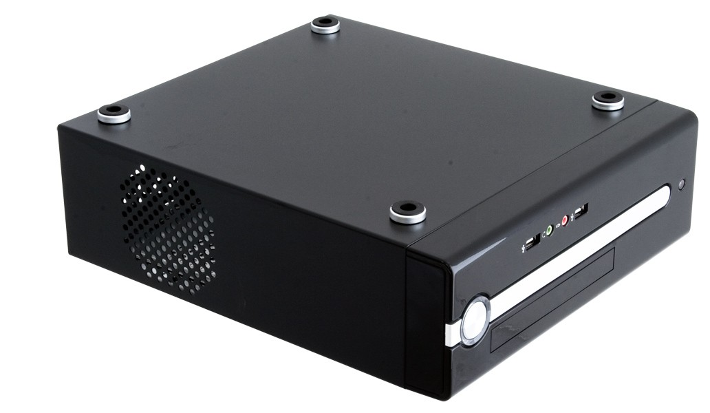 Корпус Chieftec Flyer FI-01B-U3 250W ITX Black APFC USB 3.0