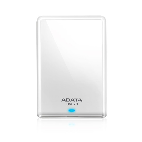 HDD USB 3.0 2Tb A-Data AHV620-2TU3-CWH DashDrive HV620 White 2.5""