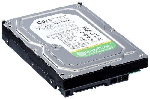 Жесткий диск 500Gb Western Digital AV-GP (WD5000AVDS) SATA-3Gb/s 5400rpm 32Mb