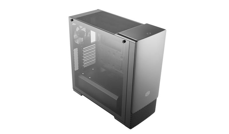 Корпус Cooler Master MasterBox E500 (MCB-E500-KG5N-S00) Black (Miditower, ATX, Fan, 2x USB3.0, ODD, Window, без БП)