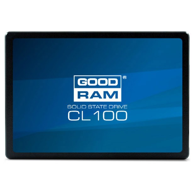 "Жесткий диск SSD 120GB GOODRAM SSDPR-CL100-120 (SATA-6Gb, 2.5"", 500/320Mb/s)"
