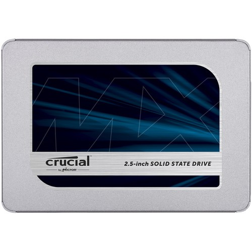 "Жесткий диск SSD 250Gb Crucial MX500 (CT250MX500SSD1) (SATA-6Gb/s, 2.5"", 560/510Mb)"