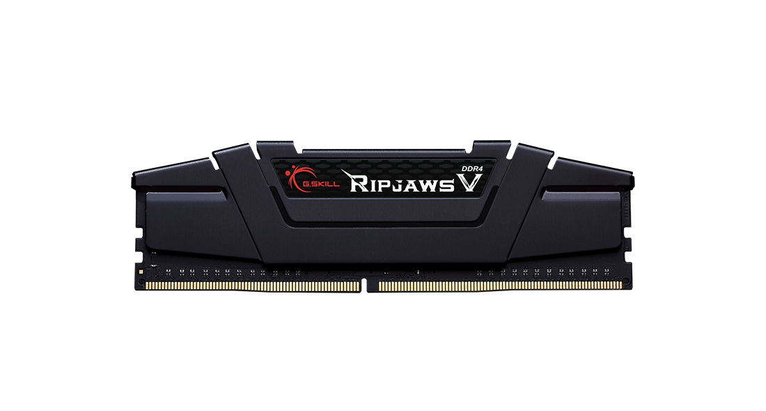 Модуль памяти 16Gb (2*8Gb) G.Skill Ripjaws V (F4-4000C18D-16GVK) 4000MHz PC-32000