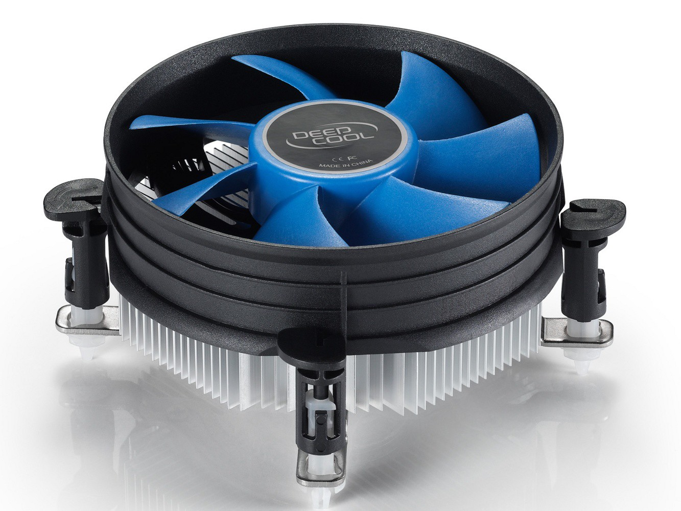 Вентилятор Deepcool Theta 9 PWM (1100~3200rpm, 57.97CFM, 17.8~44.6dB(A), 4-pin, 95W) (Socket 1150/1151)
