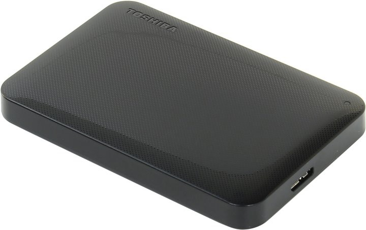 "Внешний жесткий диск 500Gb Toshiba Canvio Ready (HDTP205EK3AA) Black (2.5"" USB 3.0)"