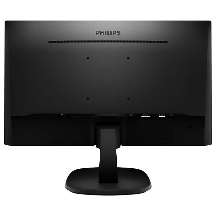 "Монитор 23.8"" Philips 243V7QDAB/00 (1920x1080, IPS, Flicker free, D-Sub (VGA), DVI, HDMI, 4 Вт)"