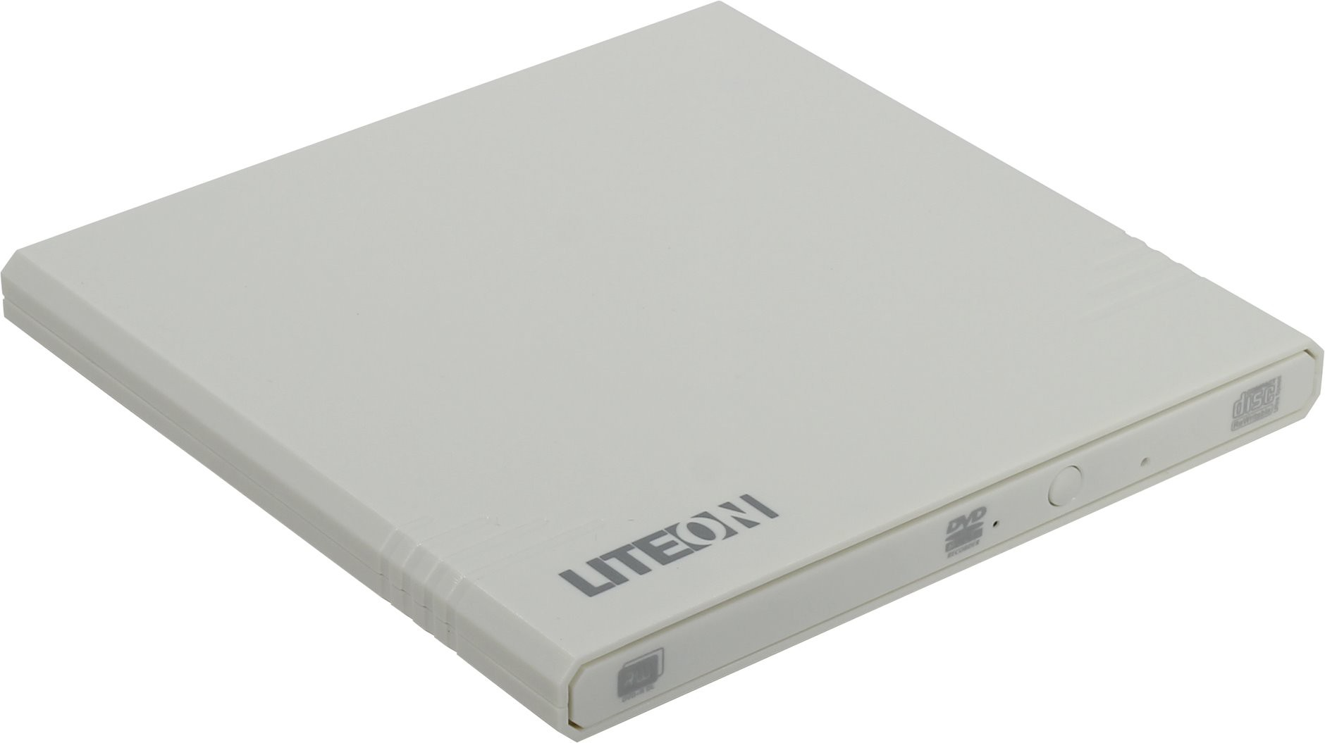 DVD+/-RW Lite-On Ext eBAU108-21 White USB 2.0