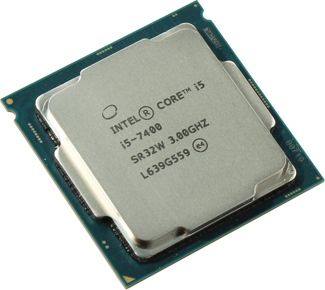 Процессор Intel Core i5-7400 3.0(3.5)GHz 65W (Soc1151)