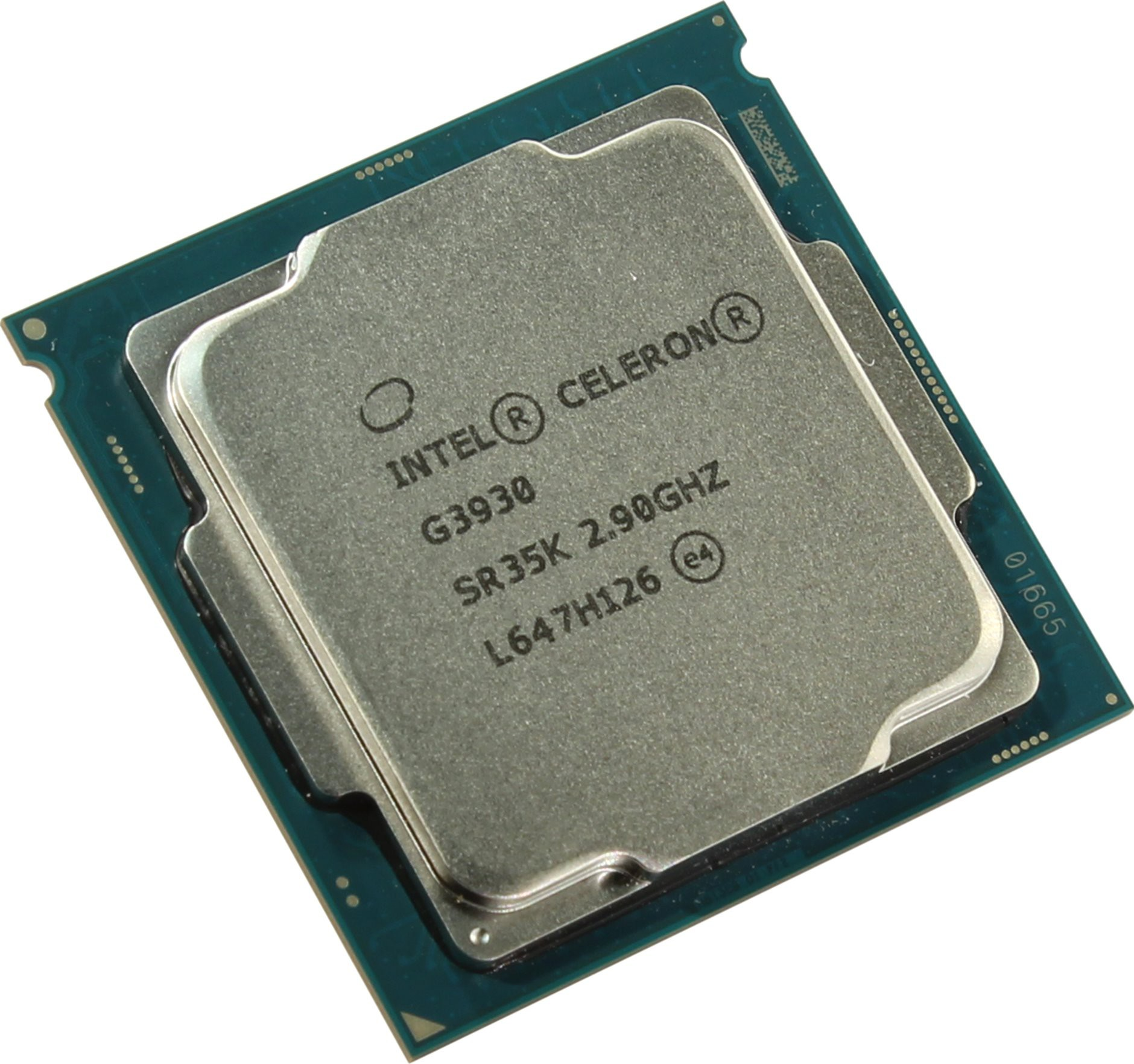 Процессор Intel Celeron G3930 2.9GHz, 2core, 2Mb, HD Graphics 610, 51W (Soc1151)