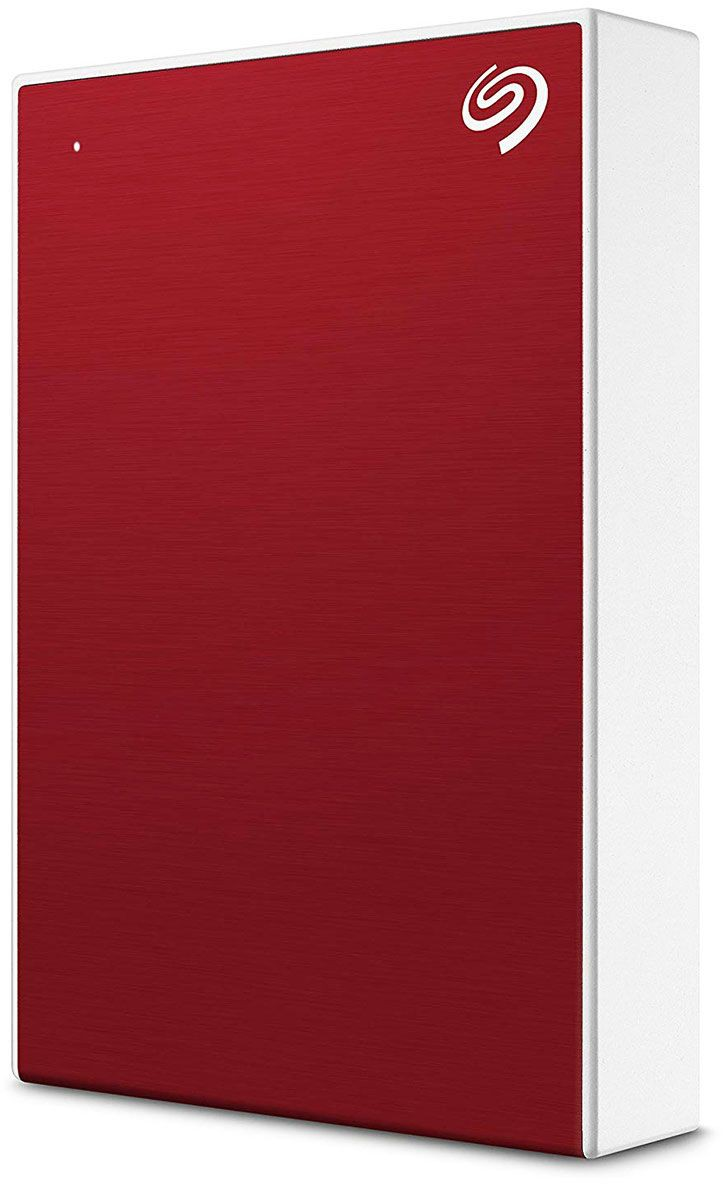 Внешний жесткий диск 4Tb Seagate Backup Plus Portable (STHP4000403) Red 2.5