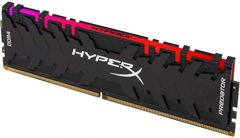Модуль памяти 32Gb Kingston HyperX Predator RGB HX432C16PB3A/32
