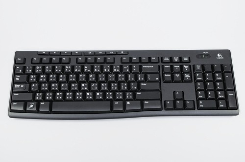 Клавиатура Logitech Wireless Keyboard K270 Black