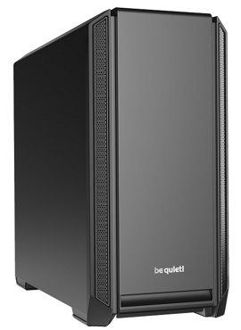 Корпус be quiet! SILENT BASE 601 BLACK (BG026)