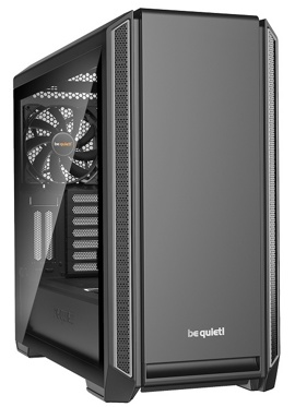 Корпус be quiet! SILENT BASE 601 WINDOW SILVER (BGW27)