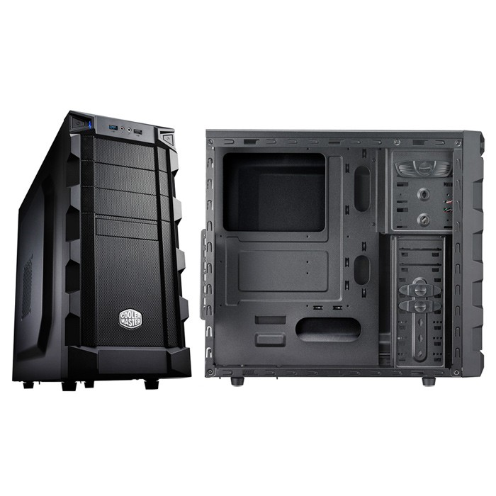 Корпус Cooler Master K280 (RC-K280-KKN1) Black w/o PSU