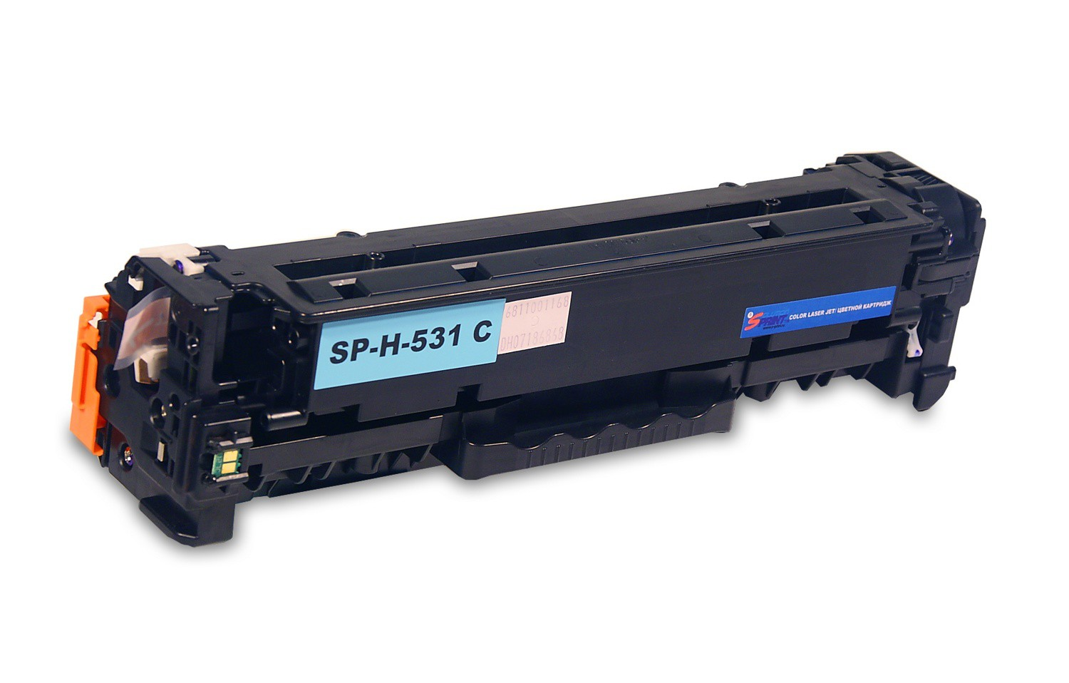 Картридж лазерный SolutionPrint SP-H-531 C (2800 коп.; HP Colour LaserJet CM2320 / CP2025)