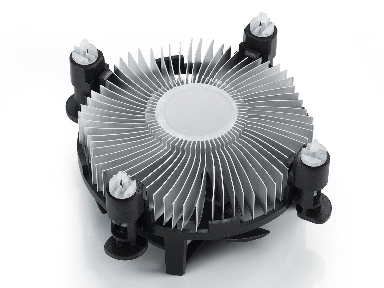 Вентилятор DeepCool CK-11509 PWM (2200rpm, 26.8dB, 38.62 CFM, 4pin, 65W) (Socket 775/1150/1151)
