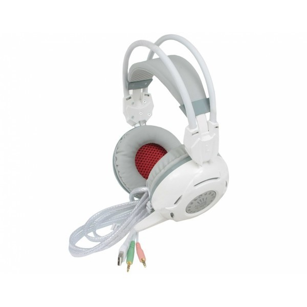Наушники A4Tech Bloody G300 White