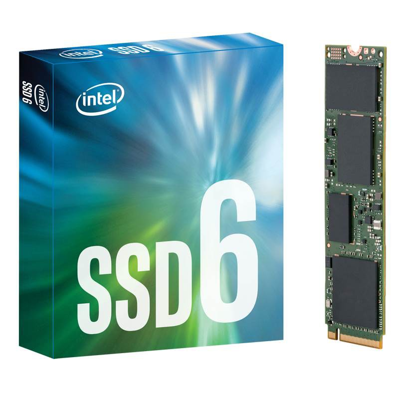 Жесткий диск SSD 128Gb Intel 600p Series (SSDPEKKW128G7X1) M.2 700/450Mb/s