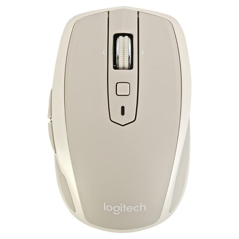 Мышь Logitech MX Anywhere 2S (910-005155) Beige (4000dpi, 6 кнопок, радио/Bluetooth)