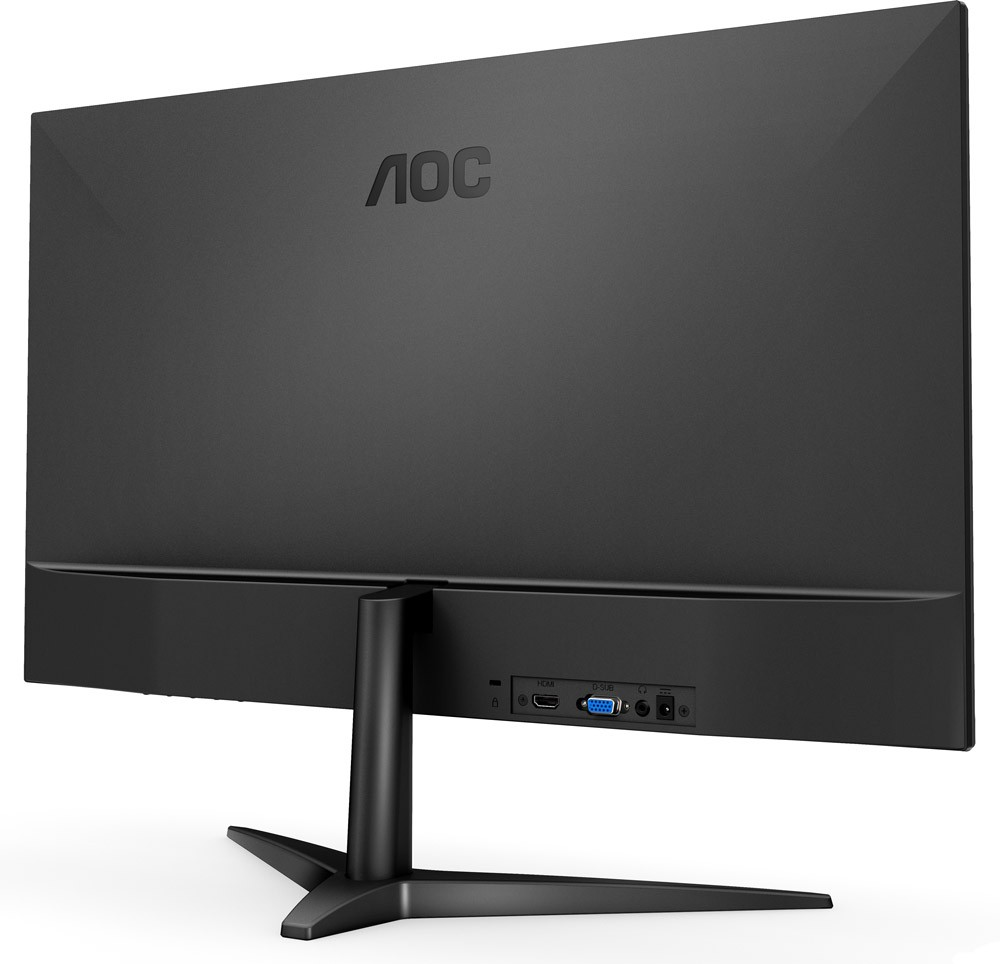 "Монитор 23.8"" AOC 24B1XH Black (1920x1080, IPS, Flicker free, D-Sub (VGA), HDMI)"
