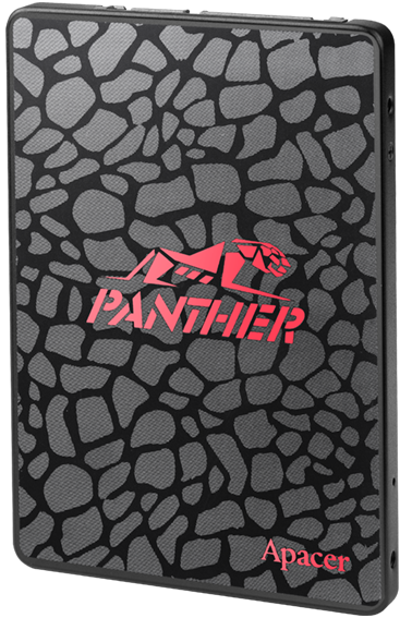 "Жесткий диск SSD 128Gb Apacer Panther AS350 (85.DB260.B100C) (SATA 3.0, 2.5"", 560/540 Mb/s)"