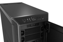 Корпус be quiet! DARK BASE 900 SILVER (BG012) (Bigtower, EATX, USB 3.0, без БП, 3xFan)