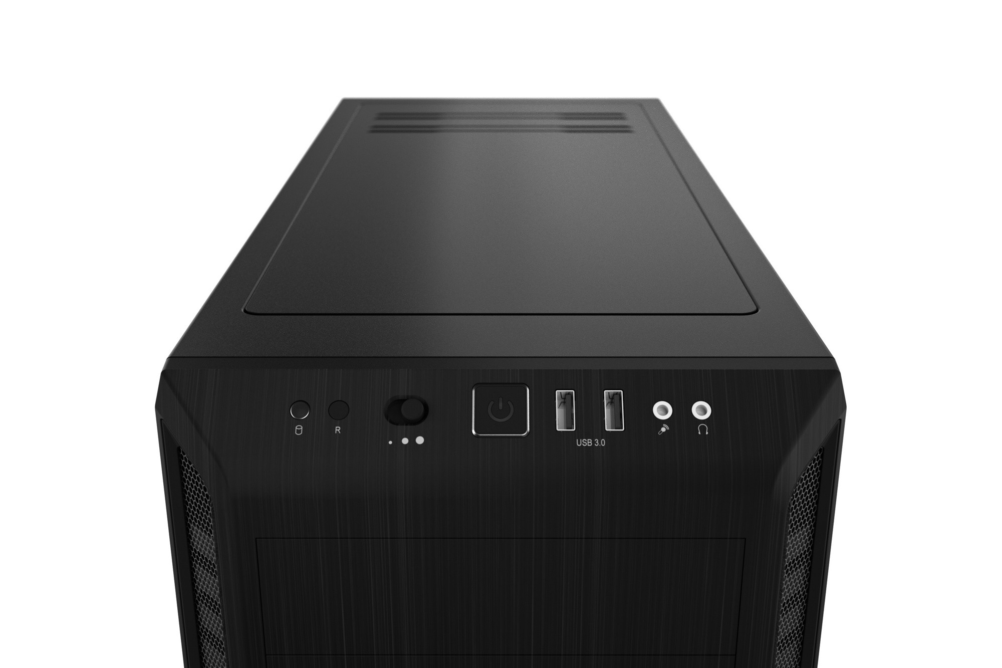 Корпус be quiet! PURE BASE 600 Black (BGW21) (Miditower, ATX, 2xUSB 3.0, без БП, 2xFan, Window)