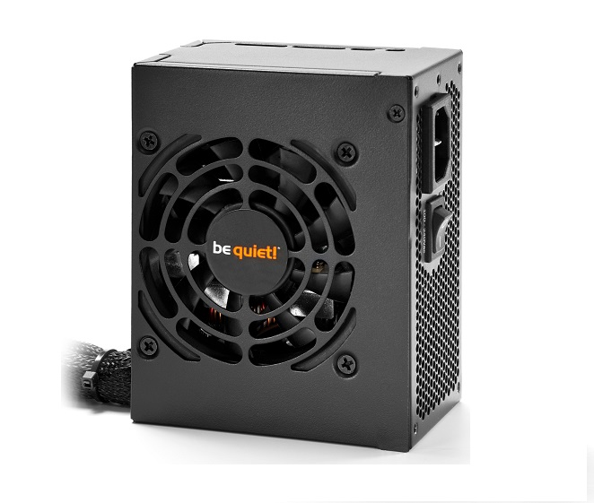 Блок питания 300W be quiet! SFX POWER 2 300W (BN226) (80mm, 24+4pin, 1x6/8pin, 1xMolex, 4xSATA, aPFC, 80PLUS Bronze)