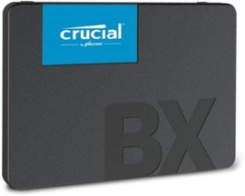 "Жесткий диск SSD 2TB BX500 Crucial CT2000BX500SSD1 2.5"", SATA 3.0, Silicon Motion SM2258XT, 3D TLC NAND"