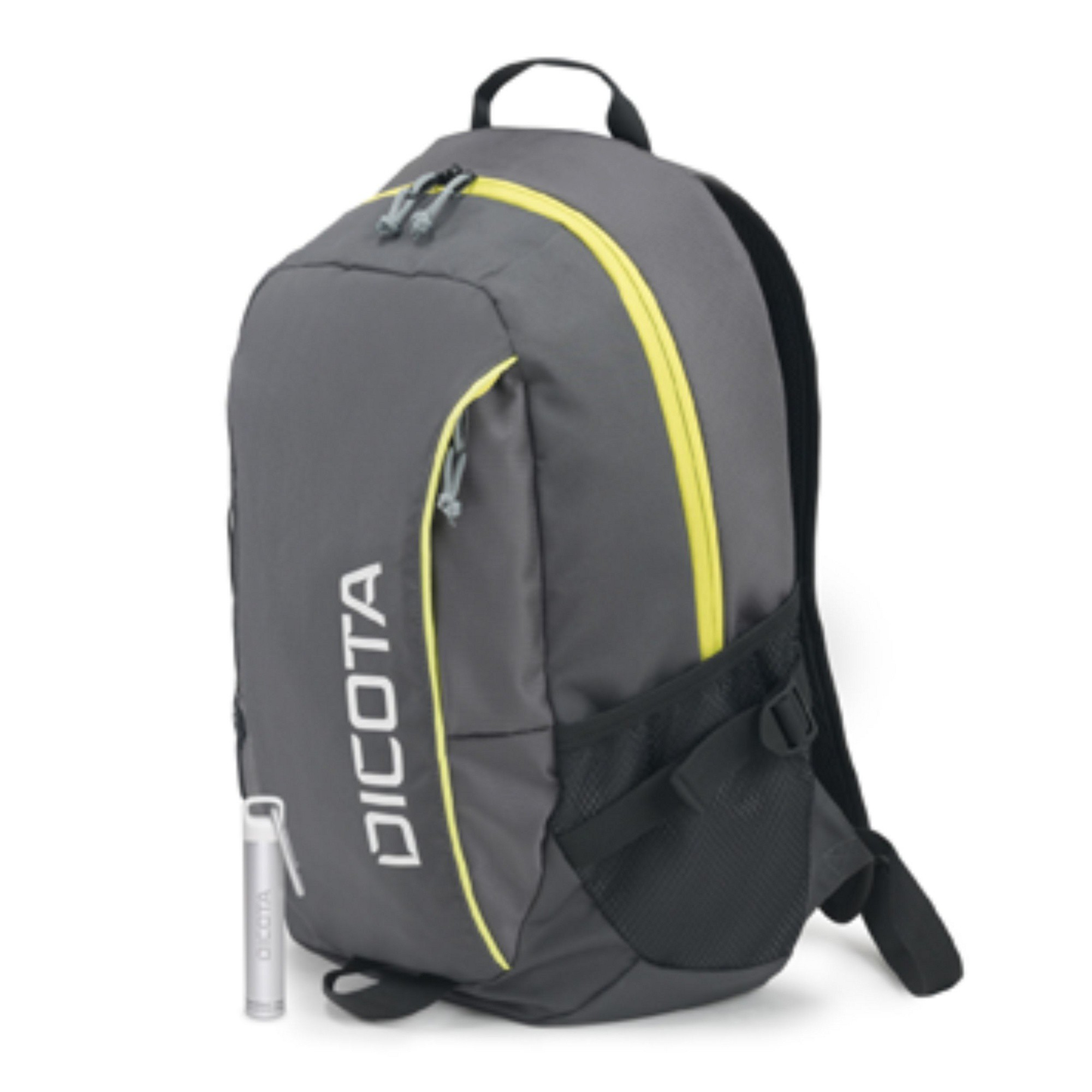 Рюкзак для ноутбука Dicota Power Kit Premium (w/Power bank 2600) Grey (D31121)