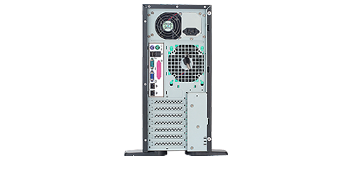 "Корпус Chenbro SR10566H03*13570 USB 3.0 with 4xHotSWAP HDD cage with 12G MINI SAS HD BP, EEB (12""X13""), 1x12cm Fan, w/USB, BK, Rackable"