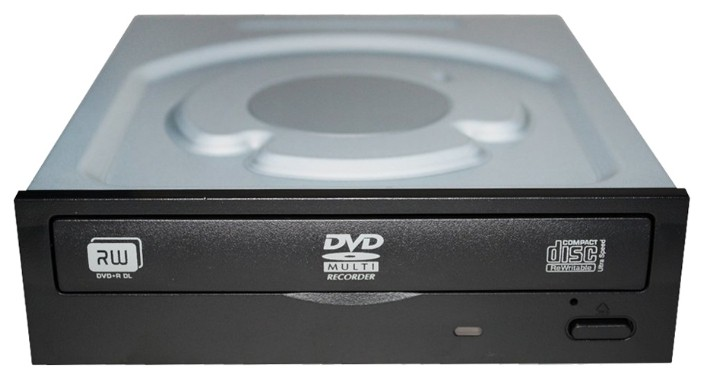 DVD+/-RW Lite-On iHAS122-14 SATA black