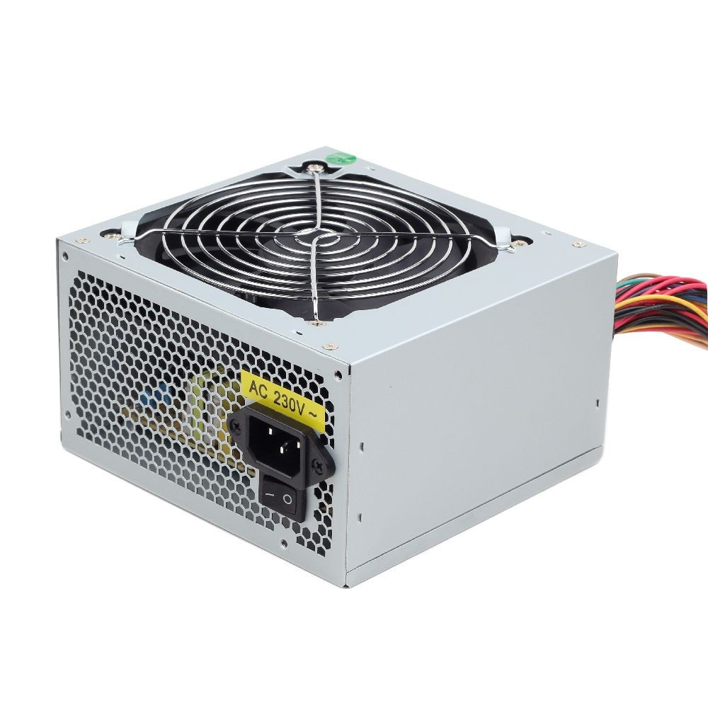 ���� ������� 400W Gembird CCC-PSU4X-12 00-01 400W, activePFC, 12cm fan, Bronze series