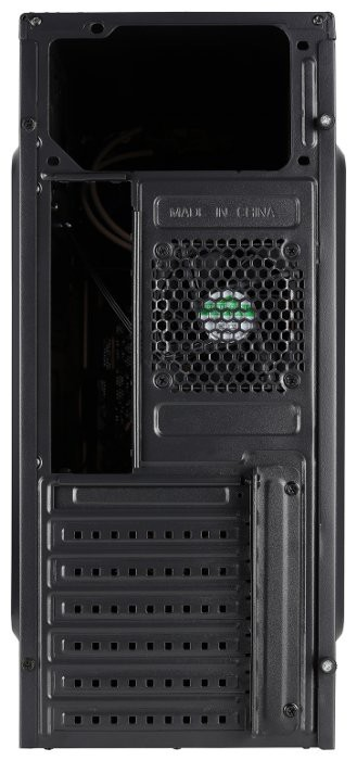 Корпус Aerocool SI-5101 Black (Miditower, ATX, USB3, Fan)