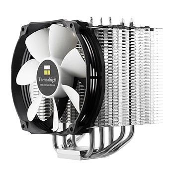 Вентилятор Thermalright Macho 120 SBM (300 ~ 1300 об/мин, 12.88- 55.81 CFM, 21 ~ 33 дБ(А), 4-pin, 200W) (Socket All)