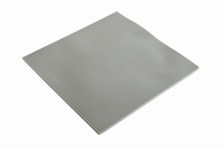 Термопрокладка Cablexpert TG-P-01 Grey (100x100x1mm, 23г)