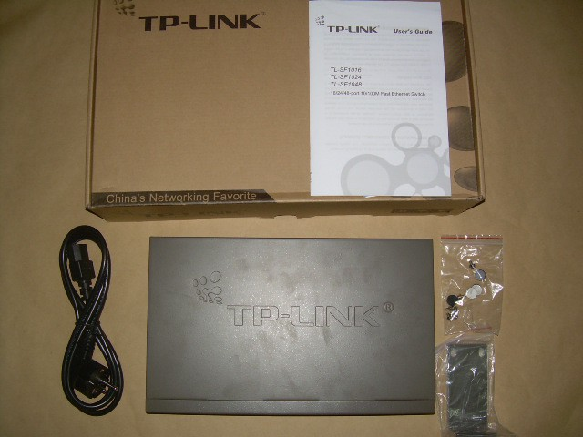 Коммутатор TP-LINK TL-SF1016 16port