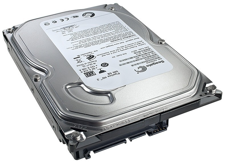 Жесткий диск 500Gb Seagate Pipeline HD (ST3500312CS) SATA-II 5900rpm 8Mb