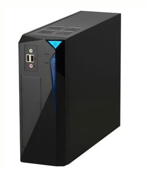 Корпус InWin IW-BP655 ITX black 200W