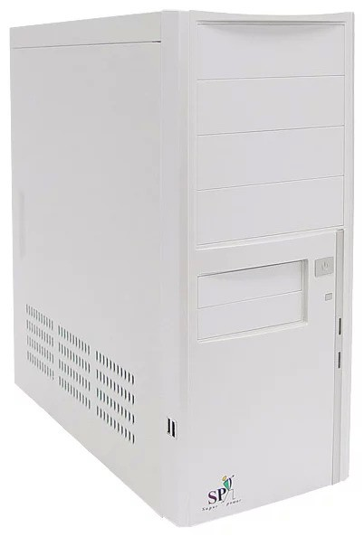 Корпус Codegen Super Power 6012-G1 White 400W (Miditower, 2x USB)