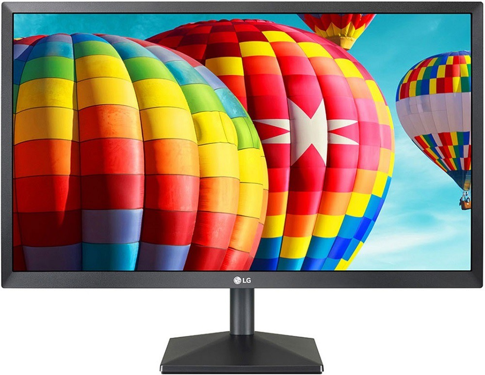 "Монитор 21.5"" LG 22MK400H-B Black (1920х1080, TN, 75 Гц, Flicker safe, FreeSync, HDMI, D-Sub)"