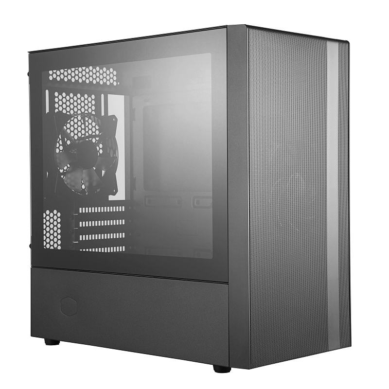 Корпус Cooler Master MasterBox NR400 (MCB-NR400-KGNN-S00) Glass Window USB 3.0 без БП 2xFan