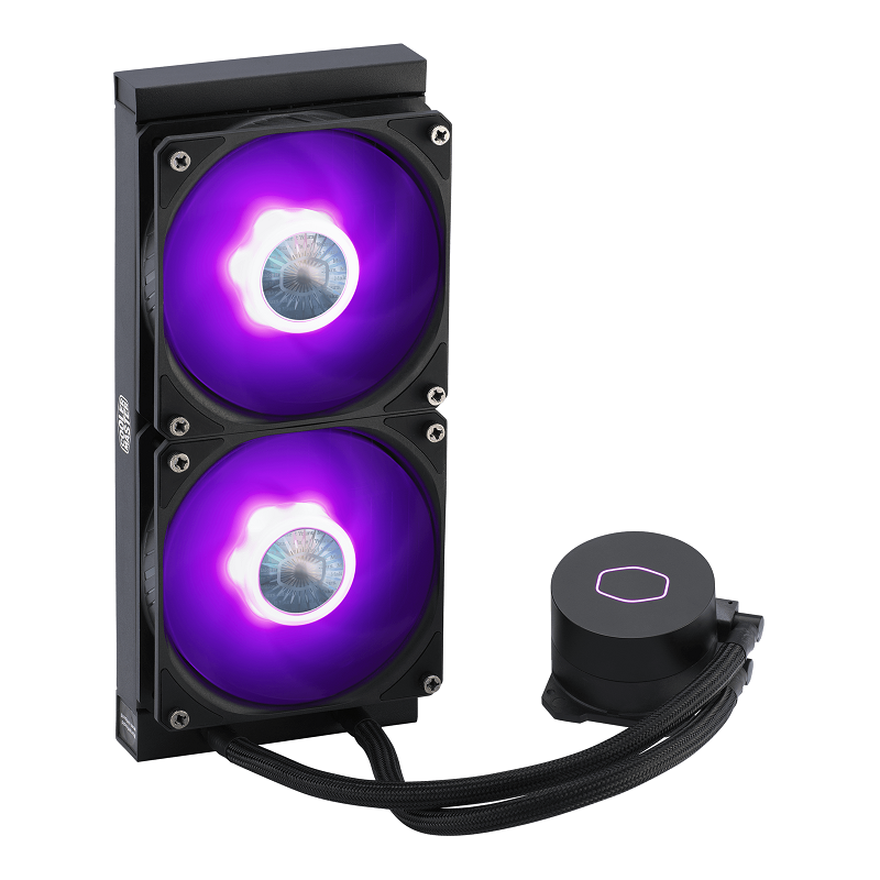 Система водяного охлаждения Cooler Master MasterLiquid ML240L V2 RGB (MLW-D24M-A18PC-R2)