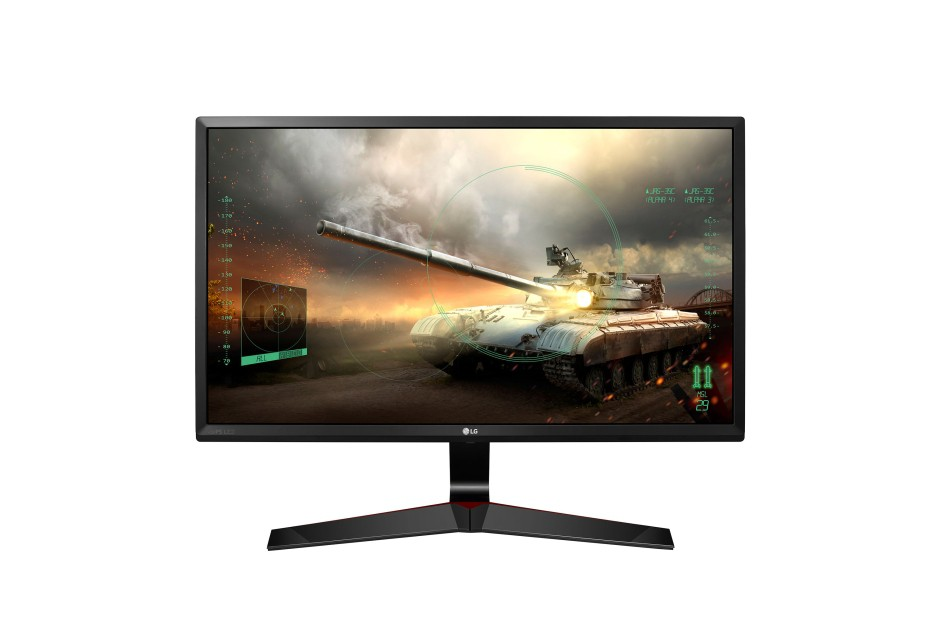 "Монитор 27"" LG 27MP59G-P (1920x1080, IPS, Flicker safe, FreeSync, D-Sub (VGA), HDMI, DisplayPort)"
