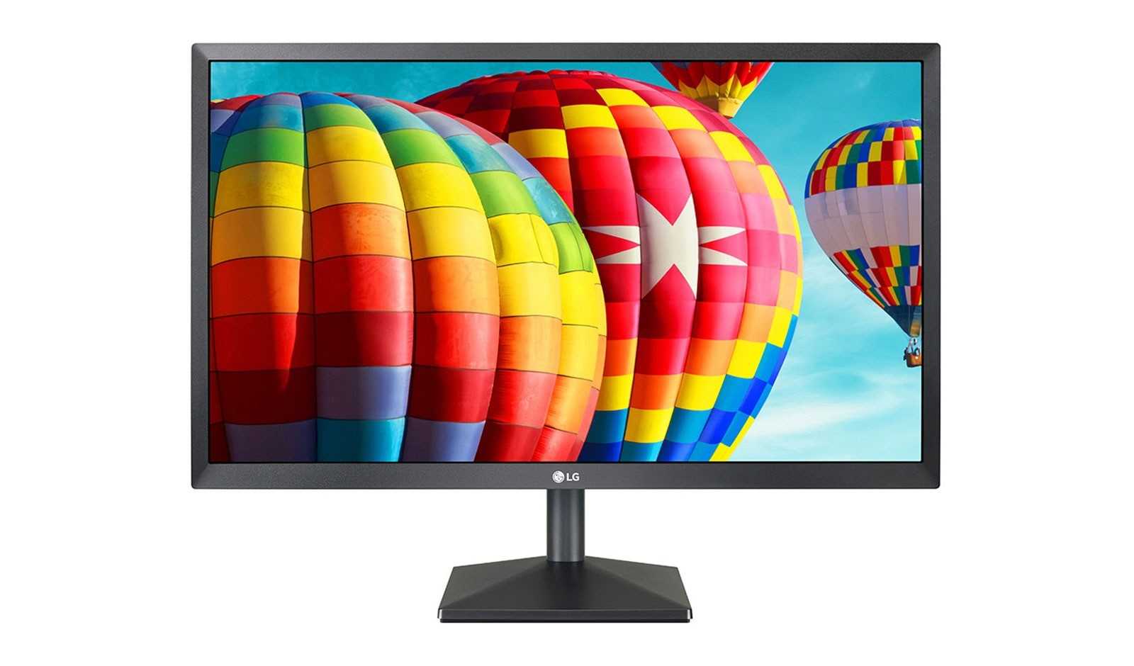 "Монитор 21.5"" LG 22MK400H Black (1920x1080, TN, Flicker safe, FreeSync, D-Sub (VGA), HDMI)"