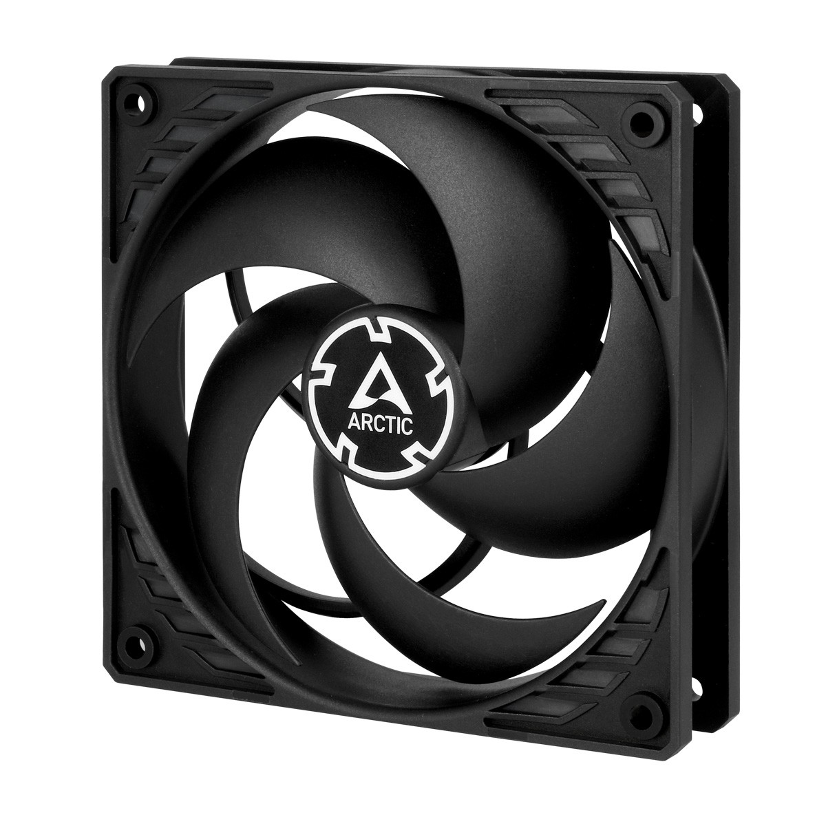 Вентилятор Arctic Cooling P12 PWM (ACFAN00119A) (120mm, 200~1800rpm, 56.3CFM, 0~22.5dBa, 4pin)